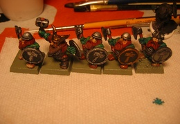 Another rank of Dwarves to add to the unit