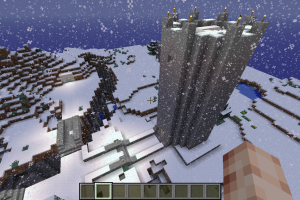 My Raspberry Pi 2 Minecraft server - iN8sWoRLd